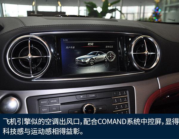 奔驰SL级1月21日团购 顶级家轿卓越促销-图4