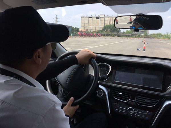 混迹时尚圈的实力派 东风启辰-T90试驾-图4