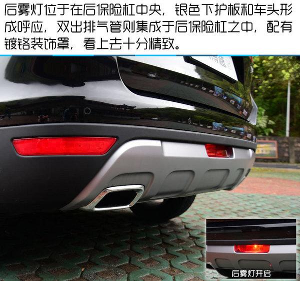 新时代中国品牌SUV翘楚 吉利博越试驾-图17