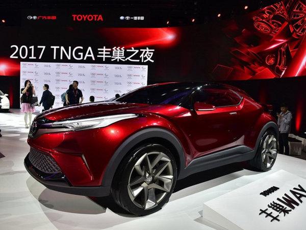 2017广州车展:预示未来的先驱者概念车合集-图1