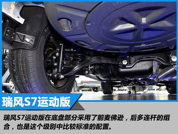 解读升级要素 实拍江淮2018款瑞风S7运动版-图11