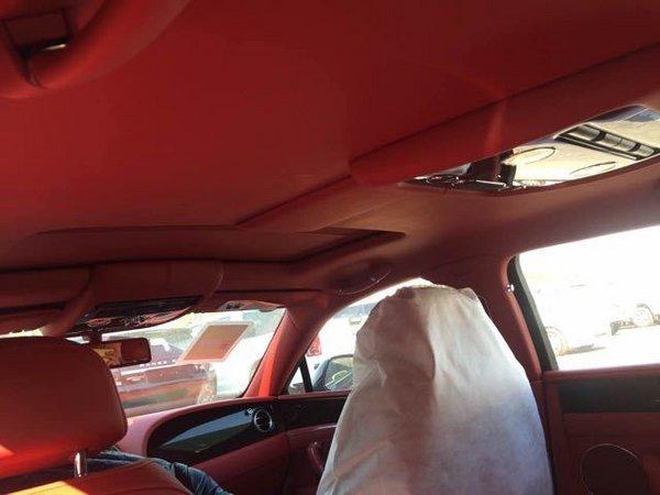 进口宾利飞驰4.0T豪降现车 私驾特购体验-图5