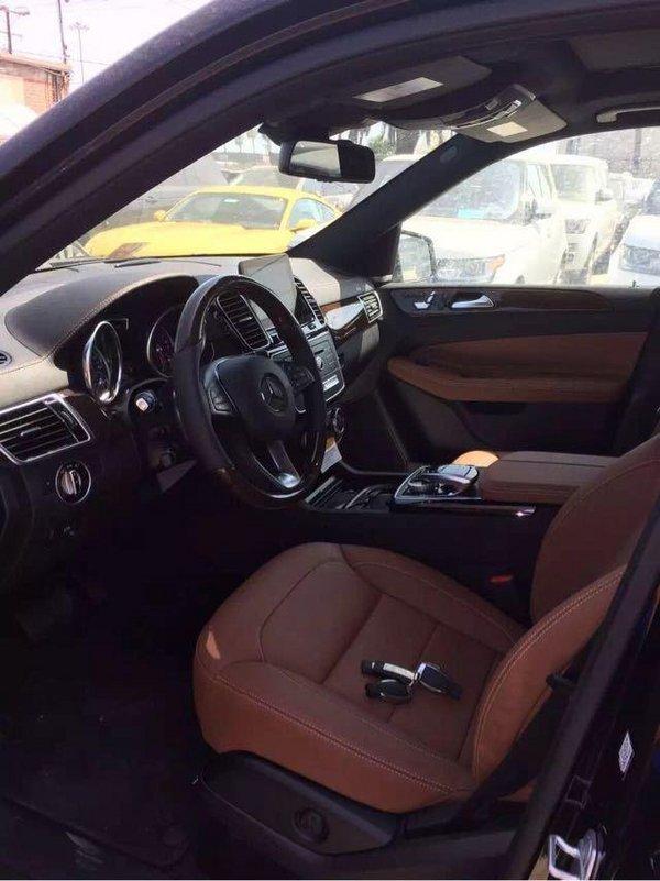 17款美规奔驰GLS450 平行进口95万体验价-图4