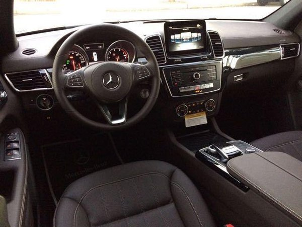 17款奔驰GLS450降价狂潮 精品SUV各版本-图5