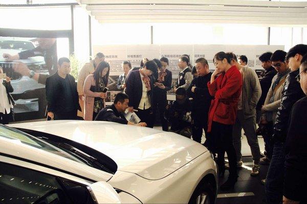 唐山中宝BMW 730Li上市品鉴会-图6