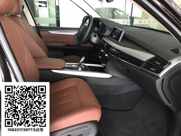 宝马X5中东版新行情 平行进口越野车特惠-图9