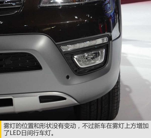 来自韩系的硬派SUV 新霸锐广州车展实拍-图6