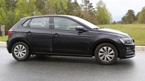 大眾換代Polo 6月將投產 車內空間增大-圖2
