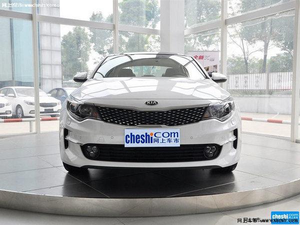 东风悦达起亚K5 部分车型优惠3000元-图2