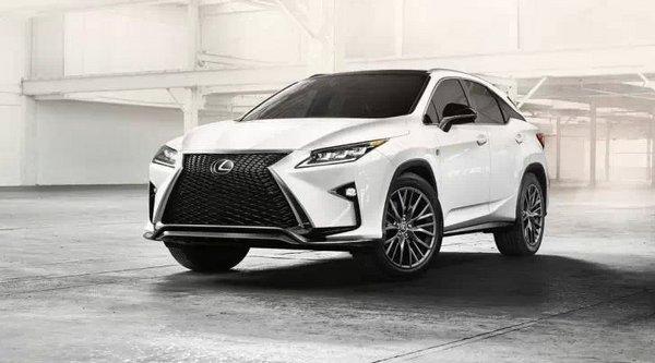 雷克萨斯RX现车销售 售41.8万起-图1