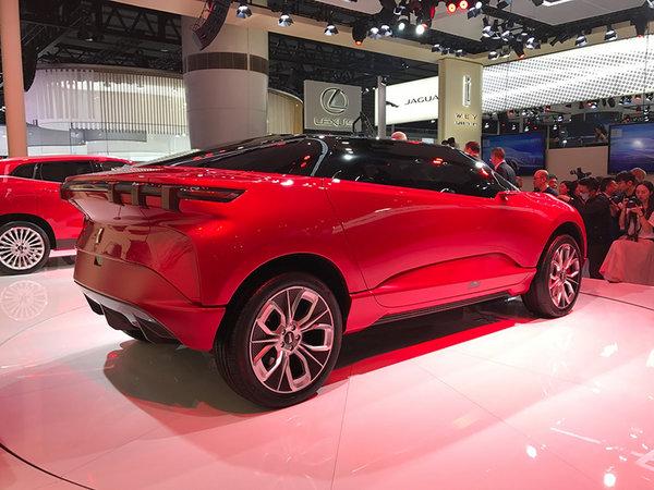 2017广州车展:预示未来的先驱者概念车合集-图3