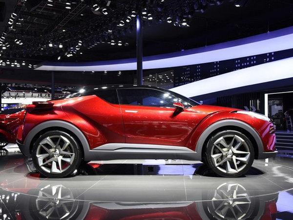 2017广州车展:预示未来的先驱者概念车合集-图2