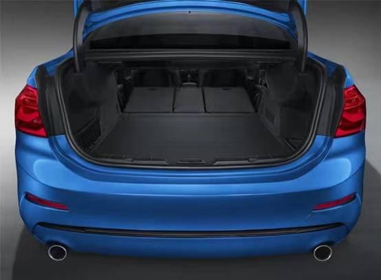 全新BMW 1系运动轿车为年轻人而来-图7