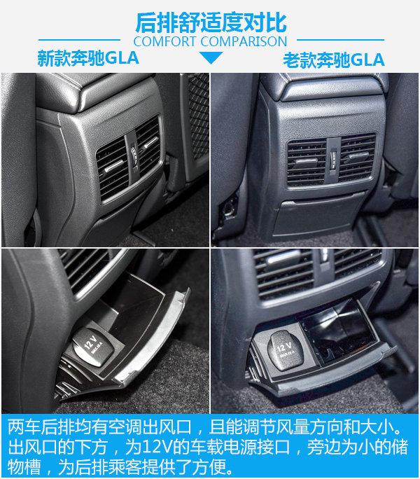 要时尚还是实惠?北京奔驰GLA新老车型对比-图2