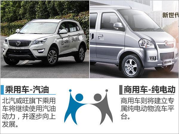 北汽自主后100万辆时代 轿车/MPV/SUV频发招-图4