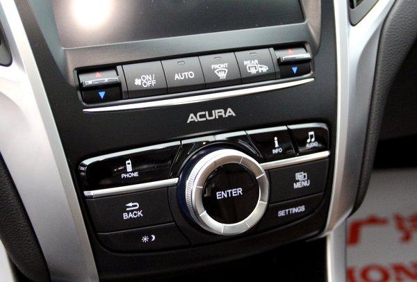 广汽Acura首款轿车 石家庄实拍讴歌TLX-L-图11