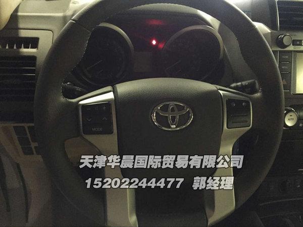 16款丰田霸道4000中东 裸车全面泄洪降价-图7