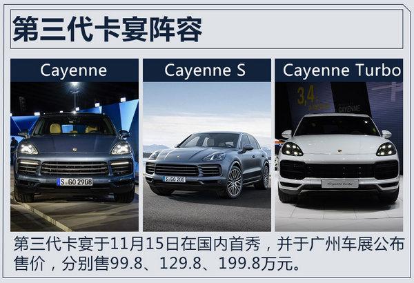 保时捷将在华推出新SUV 兼具跑车外形与性能-图2