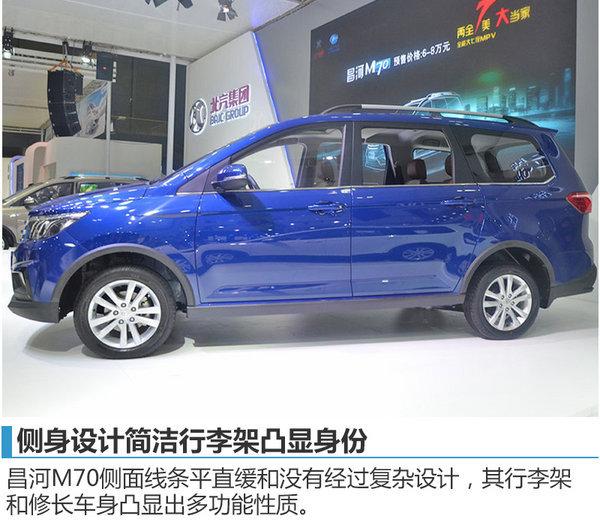昌河MPV-M70正式上市 售价XX起-图3