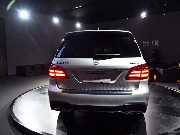 17款平行进口奔驰GLS500 高品质越野热惠-图7