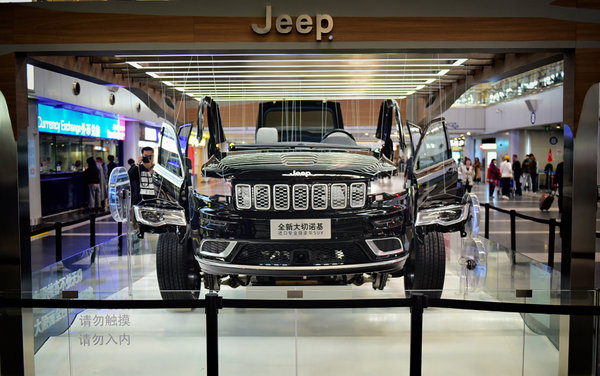 全新Jeep大切诺基拆骨品鉴 用原始的方式还原强大-图1