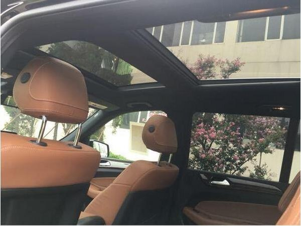 17款奔驰GLS450报价 奔驰现车分期钜惠-图6