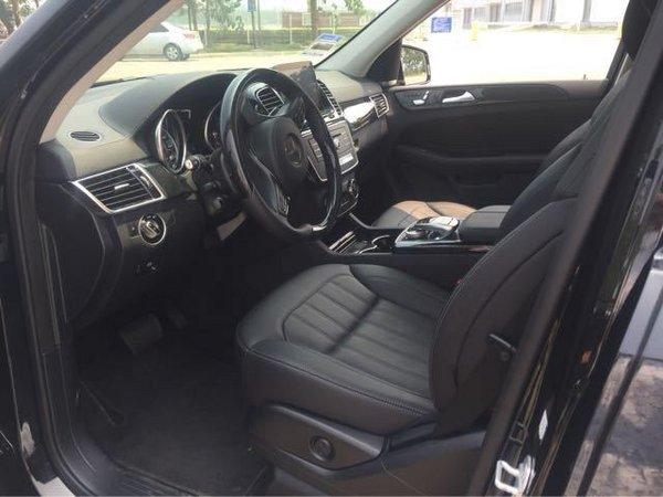 17款奔驰GLS450报价 现车充足手续齐全-图3