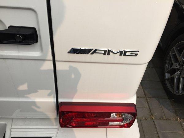 17款加版奔驰G63AMG 详解德国豪华越野车-图5