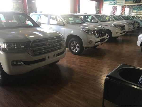 丰田霸道2700 普拉多价格中东版最低报价-图1
