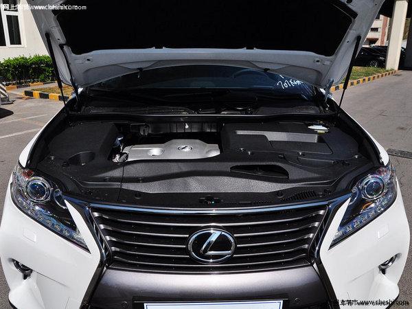 雷克萨斯RX热销中 购车售价41.8万元起-图4