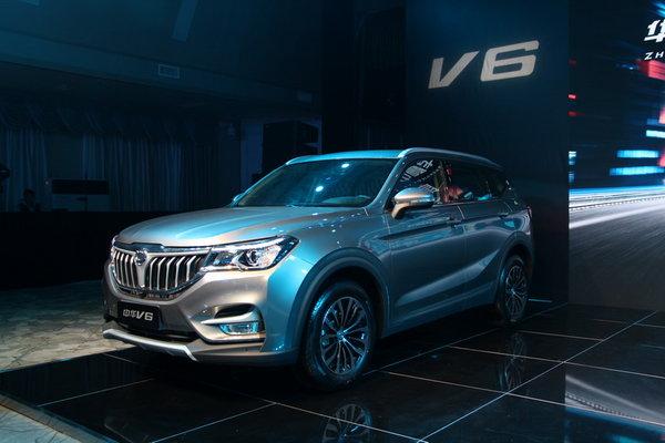 宽体SUV是刚需 华晨中华V6细分市场称王-图8