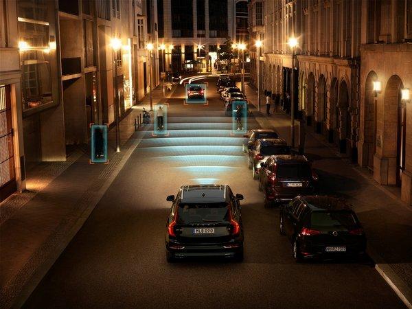 汽车黑科技 沃尔沃XC90的黑科技你能说出几个?-图2