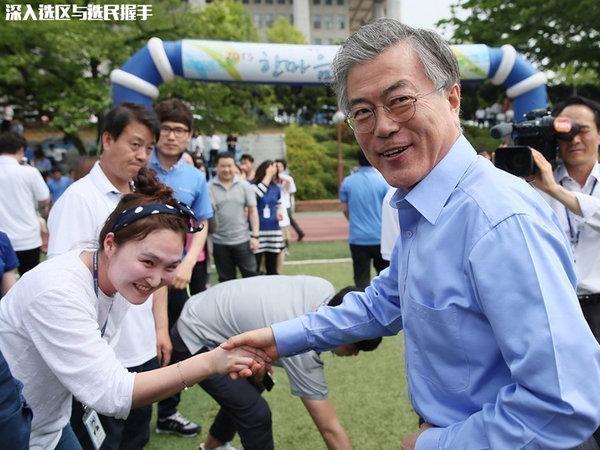 韩国新总统-曾经特战队员 文在寅开什么车-图2