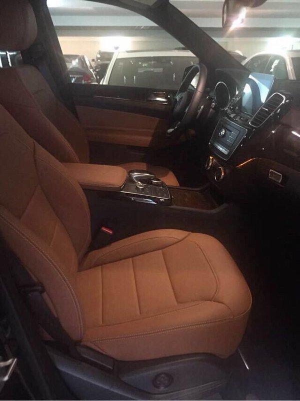 奔驰GLS450进口2017款提车价 美规/加版-图8
