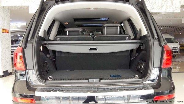 2016款奔驰GL450 现车98万盘点最低报价-图10