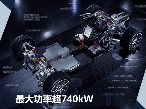 AMG顶级跑车正式发布 搭混合动力系统-图5