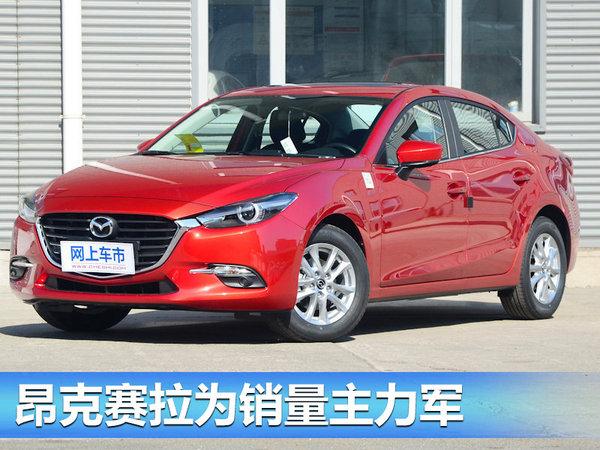 长安马自达上半年销量下滑 小型SUV入华助阵-图4