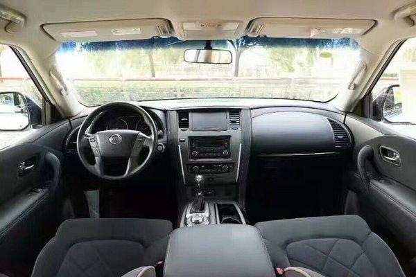 18款日产途乐4.0 新车价格50万优惠降临-图5