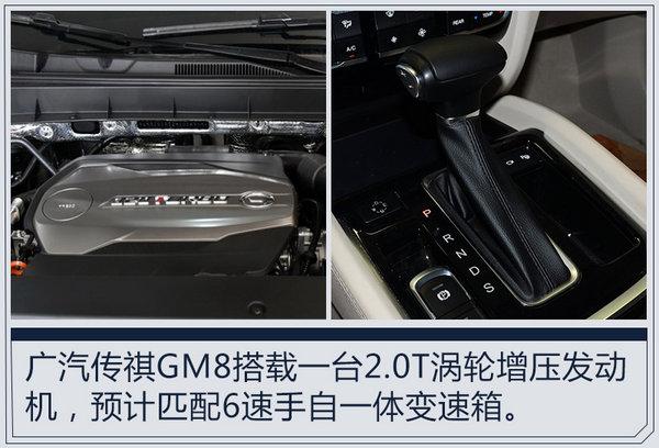 广汽传祺GM8广州车展开启预售-图6