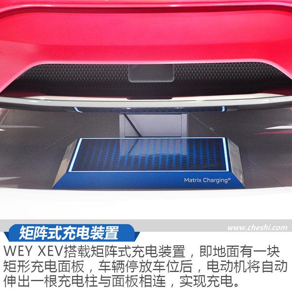 中国WEY首款电动概念车 XEV亮相法兰克福车展-图5