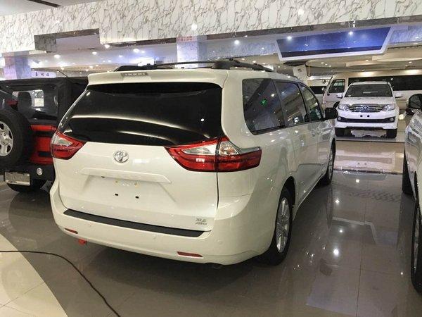 17款丰田塞纳3.5四驱顶配现车 魅力商务-图7