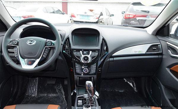 比亚迪秦EV300/e5上市 售22.98-30.98万-图4