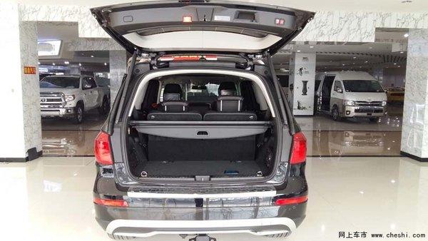 奔驰GL450全尺寸越野 经典SUV旗舰级四驱-图12