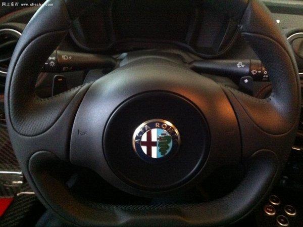 16款阿尔法罗密欧现车 全球限量版128万-图6
