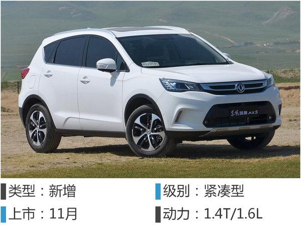 东风风神打造SUV家族 连发五款全新车型-图4
