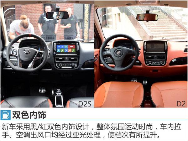 """知豆版""""smart""""配置升级 将于9月12日上市-图5"""