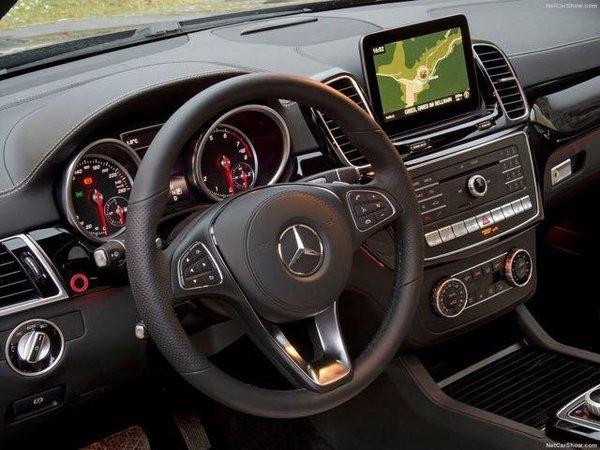 奔驰GLS450价格配置 浪漫七月奔驰行情-图5