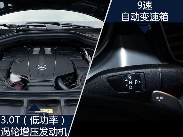 奔驰推入门版GLS 320-售102.8万 下降13万元-图4