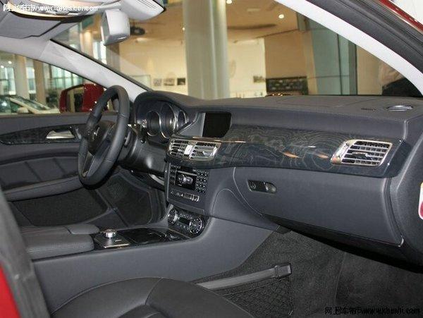 2014款奔驰cls300 优惠10万送万元装饰 高清图片