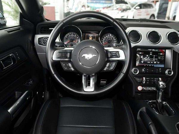 2016款福特野马2.3T 硬顶跑车批发价热销高清图片